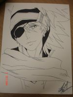 lavi d. gray man by decaymyfriend
