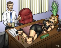Office Morale Booster by geekling