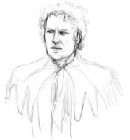 The Sixth Doctor III by Mistical1