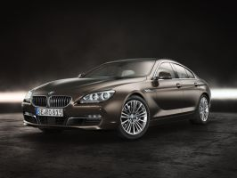 BMW Gran Coupe by MUCK-ONE