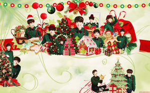 131216/ Merry Christmas with EXO by Emilybbz