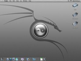 OS X Desktop by dazzla