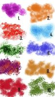 Abstract Brushes by digistyle