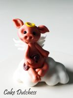 Cupig Cake Topper by Naera
