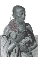 Mother and Child by JackNeill