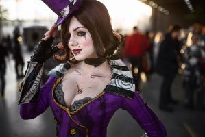 Mad Moxxi by Kamiko-Zero