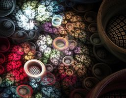 Coils in the ground by obeyyourmaster