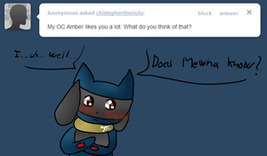 Tumblr Question - Christopher 2 by pokebulba