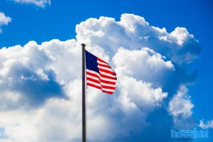 The Stars and Stripes by Dossium
