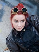 Steampunk Treverian V by MADmoiselleMeli