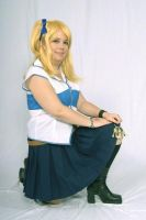 Lucy Heartfilia by Assara