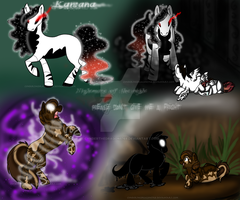 DTA: Horror of the Night by Cynderthedragon5768