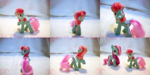 MLP: G4 McMinty by KPenDragon