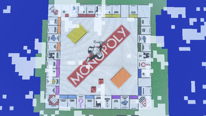 Minecraft - Monopoly by Ludolik