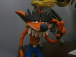 Fake Crash Model by FierceTheBandit