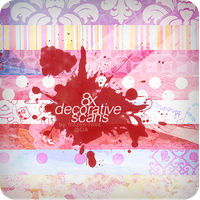 8x Decorative Scans by frozen-roos