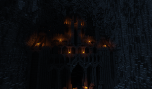 Kingdom - Now with lighting and dark night by StealDivinity