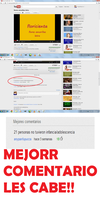 MEJOR COMENTARIOO EN YOUTUBE by anypanfupucca