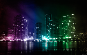 City Lights by Trillen