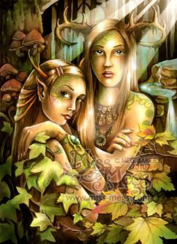 Forest Keepers by Meggyb
