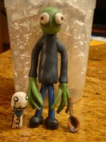 Clay Salad Fingers by Pika-Robo