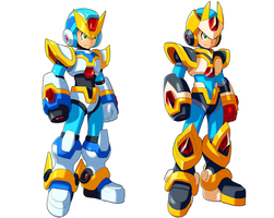 Hyper And Helios by ultimatemaverickx