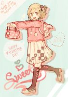happy(late)valentine day! by naoyatoudo