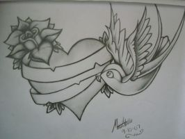 tattoo design... by melissatalla