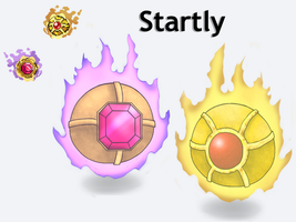 Pokemon Fusion - Startly