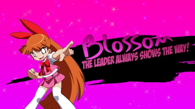 Blossom Utonium: The leader always shows the way! by snitchpogi12