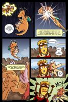PCBC: Battle 1 - Pg 8 by jiggly