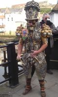steampunk/cirquepunk/cosplay by overlord-costume-art