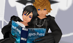 .:Reading Together:. by Lenore-Leonhart