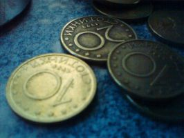 Bulgarian money by gogata2427