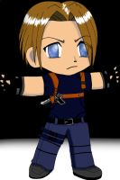 Leon Kennedy by boyhumbug