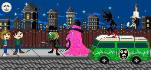 8bit Boosh by SuperDeadlyNinjaBees