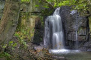 Lumsdale Old Mill by TRlCKS