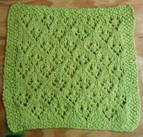 More Elfin Lace Dishcloths by woozalia