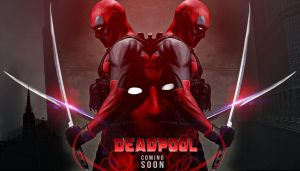 Deadpool Movie poster by Outlawsarankan