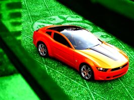 Guigiaro Ford Mustang by GODCasual