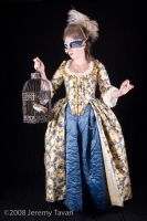 2007 18th century Polonaise by Cuddlyparrot