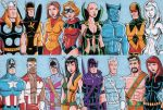 The Avengers - Bronze Age by calslayton