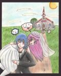 Snatching the bride by Fabi-nya
