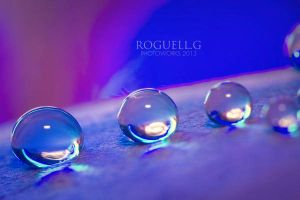 Royal Droplets by Roguellgreen