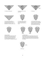 Origami Cartographer's Shield Diagram page 2 by Houndread