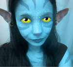 Me as a Na'vi by GothNebula