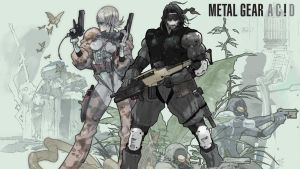 Metal Gear Ac!d (Metal Gear History) by Outer-Heaven1974