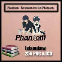Phantom - requiem for the Phantom v2 - Anime  Icon by jstsouknw