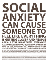 Social Anxiety by dogwalla