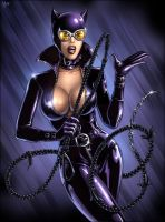 Catwoman by Candra